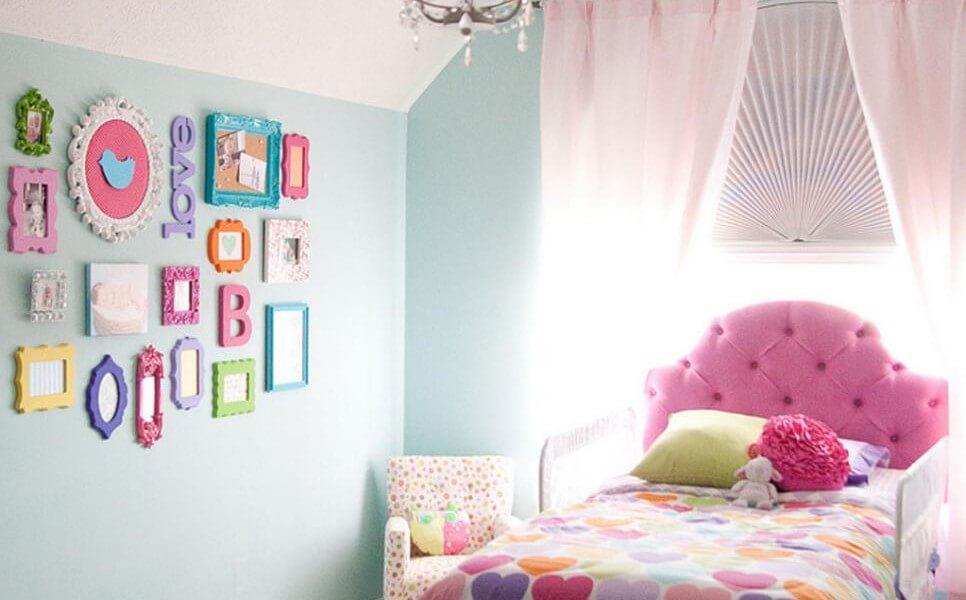 comment décorer la chambre de sa fille de 4 ans ? ? bienvenue dans ... - Comment Decorer Une Chambre De Fille